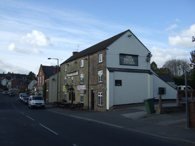 The Eagle Tavern, Heage