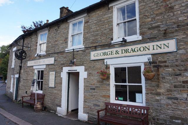 George and Dragon, Garrigill