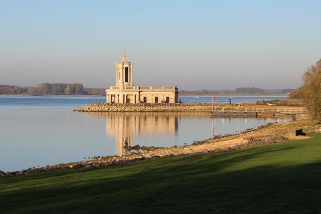 Normanton Church Rutland Water 169 Kate Jewell Geograph