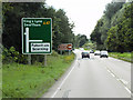 TF9812 : Westbound A47 near East Dereham by David Dixon