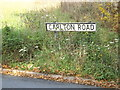 TM3764 : Carlton Road sign by Adrian Cable