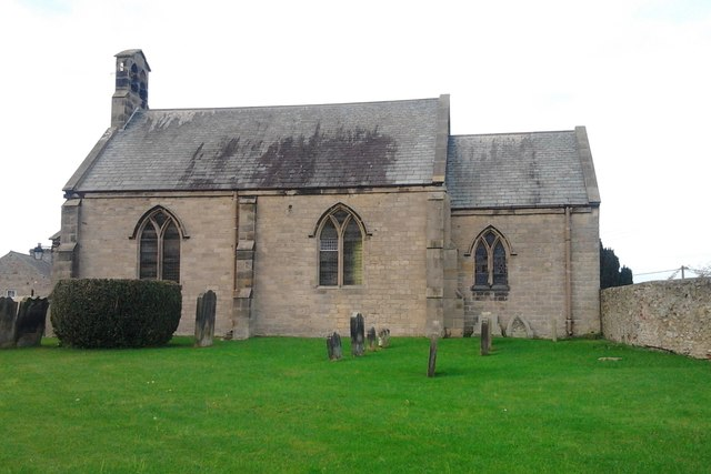 St. Peters Church, Cleasby with Stapleton