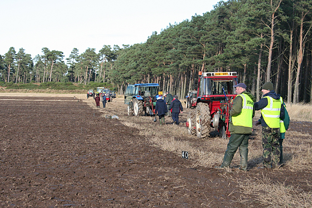 Done Ploughing
