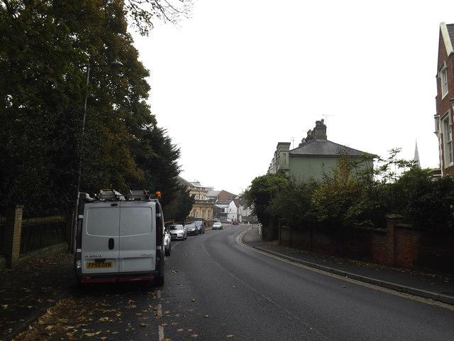 Fonnereau Road, Ipswich