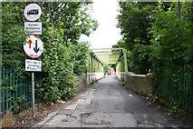 SE2734 : Gott's Bridge, Redcote Lane by Roger Templeman
