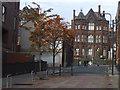 SE2933 : Back Oxford Place, Leeds by Stephen Craven