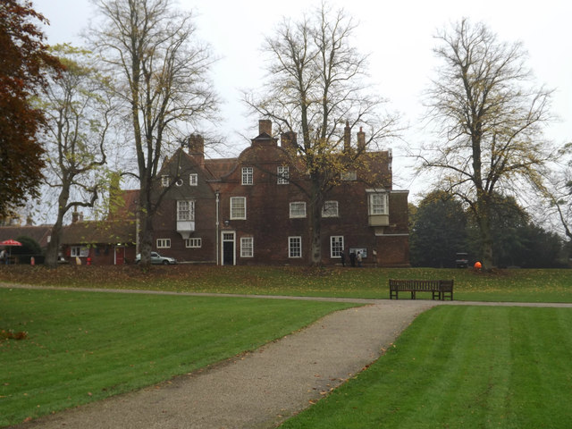 Christchurch Mansion & Wolsey Art Gallery