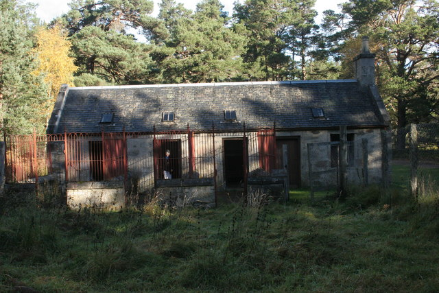 Old Dog Kennels, Forest Lodge