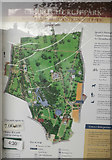 TM1644 : Map of Christchurch Park by Adrian Cable