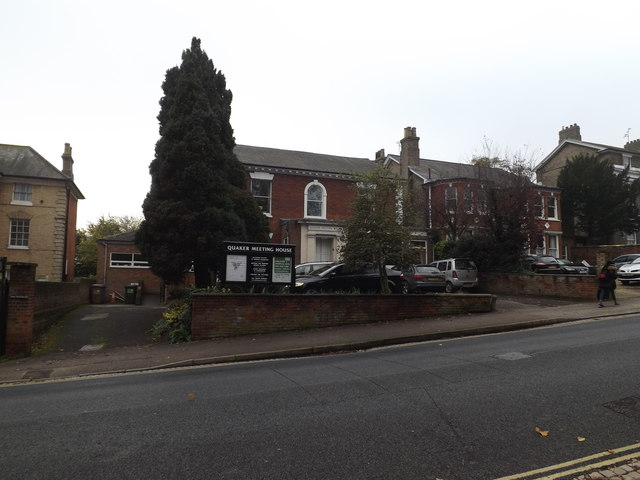 Quaker Meeting House, Ipswich