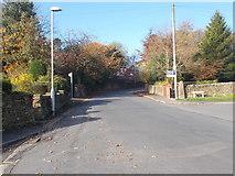 SE0339 : Slaymaker Lane - viewed from Apsley Street by Betty Longbottom