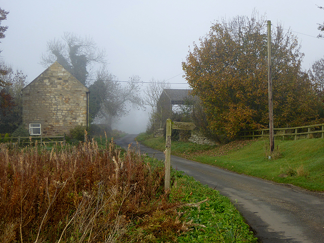 Newton Underwood, Northumberland