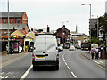 TG2207 : Norwich, St Stephen's Road (A11) by David Dixon