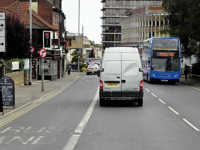 St Stephen's Road, Norwich