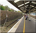 SW8144 : Platform 1, Truro railway station by Jaggery