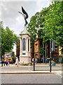 TG2308 : Norwich War Memorial, Agricultural Hall Plain by David Dixon