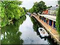 TG2308 : Norwich, River Wensum by David Dixon