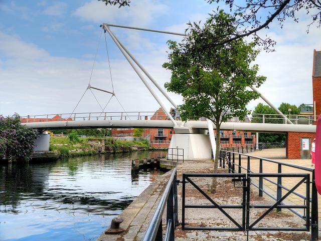 Lady Julian Bridge, Norwich