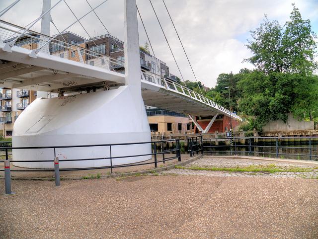 Novi Sad Friendship Bridge