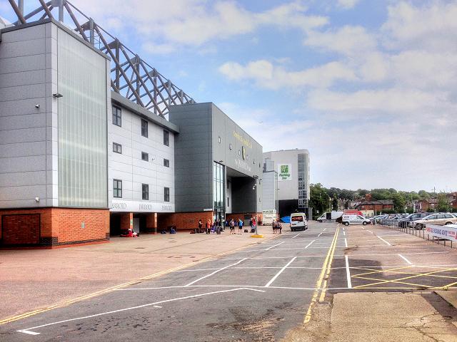 Norwich City FC, Jarrold Stand