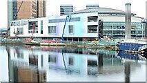 J3474 : The Waterfront Hall, Belfast - November 2015(1) by Albert Bridge