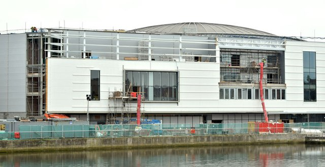 The Waterfront Hall, Belfast - November 2015(2)