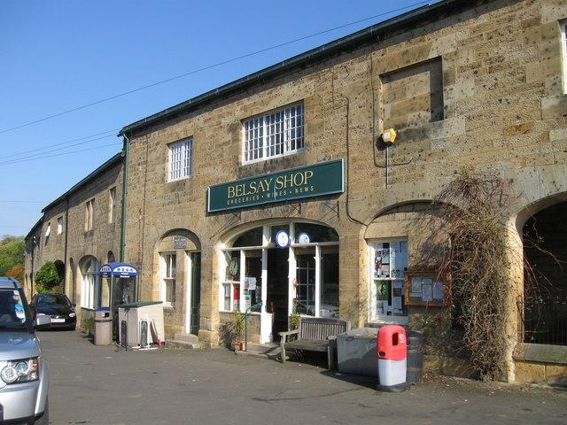 Belsay Shop