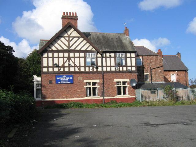 Backworth Club