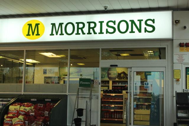 Morrisons, Stranraer