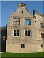 SK4770 : The angled gable at the end of the Terrace Range, Bolsover Castle by Humphrey Bolton