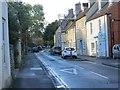 SP5905 : High Street Wheatley by Bill Nicholls