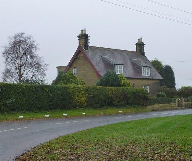 Cottage beside Bothal Bank