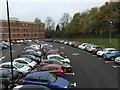 SJ8545 : Royal Stoke University Hospital: car park by Jonathan Hutchins