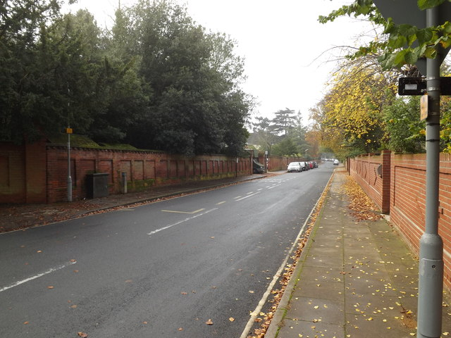 Constitution Hill, Castle Hill, Ipswich