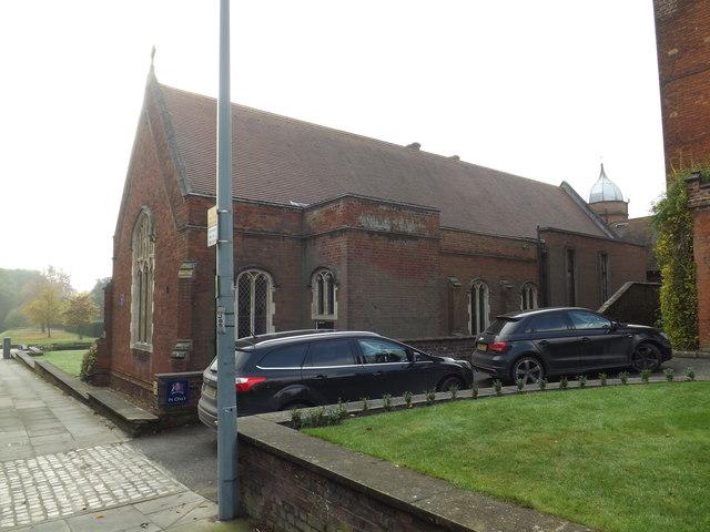 Chapel to Ipswich School