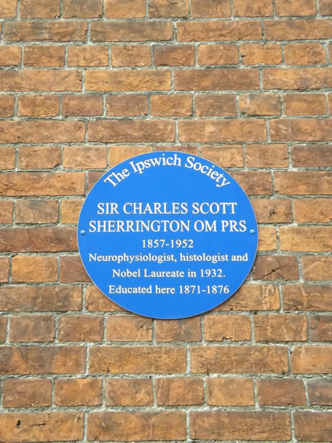 Plaque on the Chapel