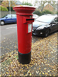 TM1645 : 45 Constable Road Postbox by Adrian Cable
