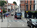 TG2308 : Norwich, Pedestrian Crossing on St Andrew's Street by David Dixon