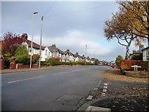 NY4057 : Brampton Road [B6264], Carlisle by Christine Johnstone