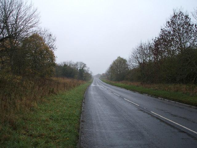 A67 towards Barnard Castle