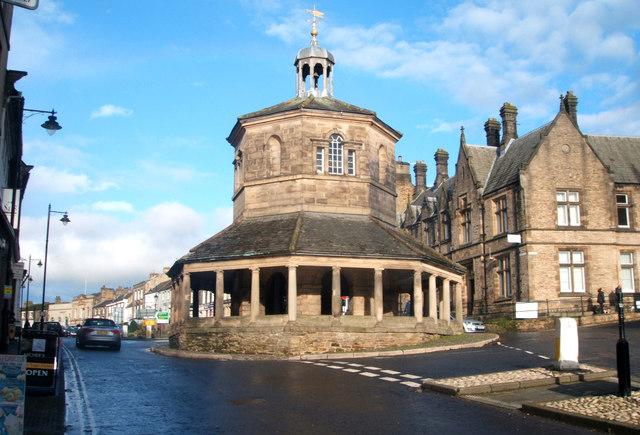 The Market Place, Barnard Castle