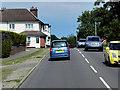 TG2917 : Norwich Road, Wroxham by David Dixon