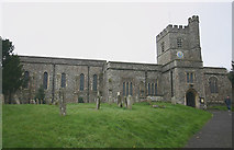 TQ6668 : St Mary Magdalene, Cobham - north elevation by David Kemp