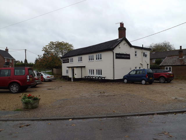 The Old Chequers Inn Public House