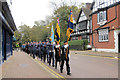 SP9211 : The Remembrance Day Procession at Tring (4) by Chris Reynolds