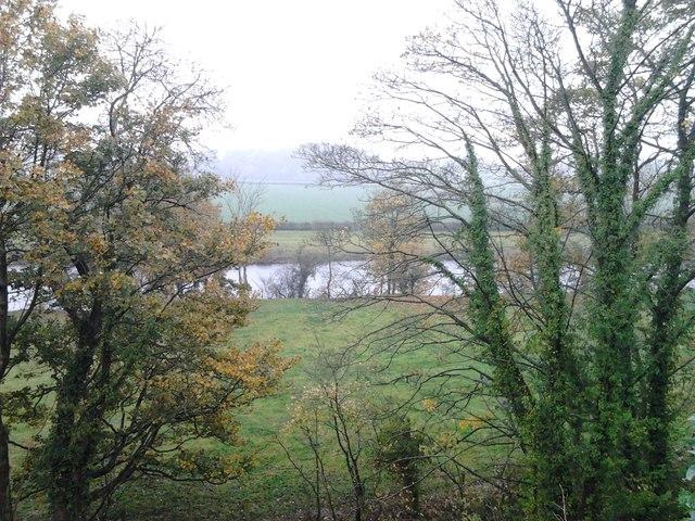 The River Tees near Low Carlbury