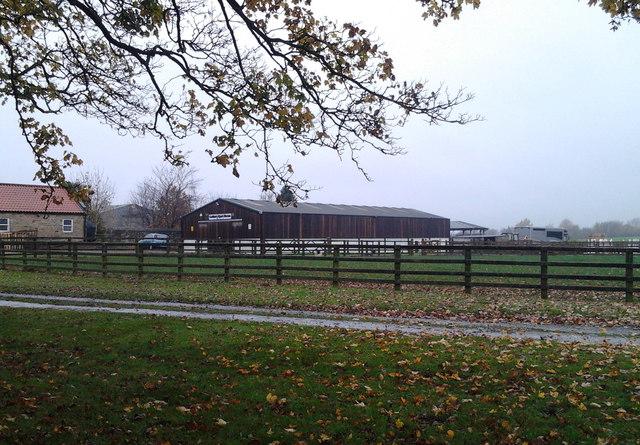Farm building, Low Carlbury