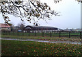 NZ2115 : Farm building, Low Carlbury by JThomas
