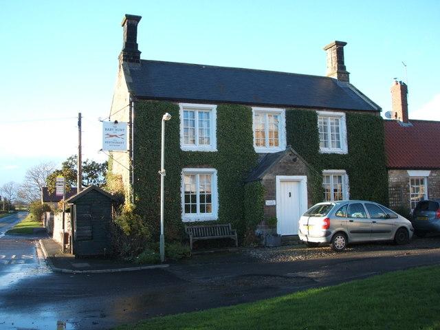 The Raby Hunt Inn, Summerhouse
