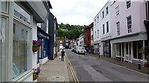 TQ4210 : Cliffe High Street, 1 by Jonathan Billinger